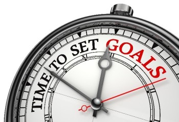 Watch says Goal Setting