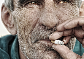 30 Minutes a day of Exercise as Good for Old Men as Quitting Smoking….